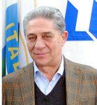 Daniele Ortolano (presidente Figc Abruzzo) dicembre 2019