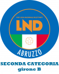LOGO CAMPIONATO SECONDA CATEGORIA girone B