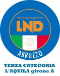 LOGO CAMPIONATO TERZA CATEGORIA L'AQUILA girone A