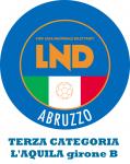 LOGO CAMPIONATO TERZA CATEGORIA L'AQUILA girone B