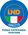 LOGO CAMPIONATO TERZA CATEGORIA PESCARA