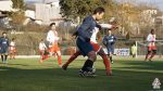 azioni di gioco in Sangregoriese-United L'Aquila