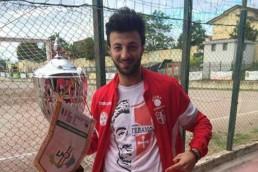 GUERINO-CAPITANIO-allenatore-Pontevomano-marzo-2020